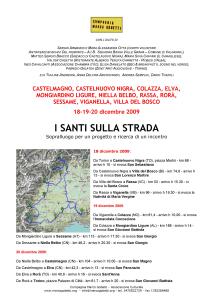 comunicato stampa - I santi sulla strada-1